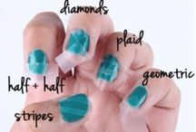 Cool nail ideas / by Claudia Nichole