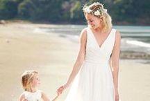 Beach and Garden Wedding