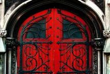 Doors & Windows / Beautiful doors and windows, reflecting many styles and era's. / by Nocturnal Alley