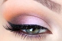 Makeup Love / Simply stunning effects done with make-up. Obsessed with cat eyes...