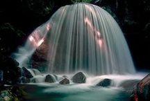 Des cascades en cascade - Waterfalls