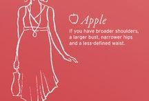 Apple/Oval/Diamond Shape! how to dress! / by PrettyPlussize purplekisser