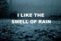 Pluie/Rain - Gouttes/Raindrops - Rosée/Dew