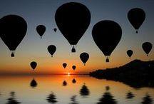 Montgolfières - Air Balloons