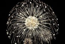 Feux d'artifice - Fireworks