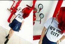 Fashion -street style-