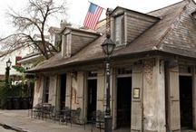 NOLA Hot Spots / Our favorite places in New Orleans.