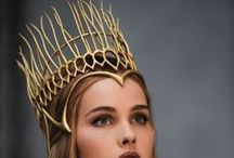 Couronnes et tiares - Crowns and tiaras