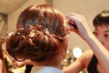 Wedding Style - Hochzeits Style / Wedding Hair Makeup Style