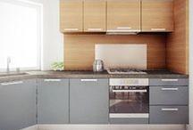 Kuchnie / Projekty mebli kuchennych na zamówienie - MBVision