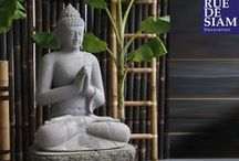 Decoration zen et exotique / Boites et paniers asiatiques
