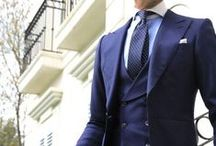 Men's Fashion / by Fernanda Galletti