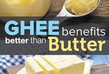 Ghee Health Benefits / Our ghee isn't just delicious, it's rich in vitamins that are essential for your over all health!
