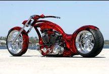 Moto Bikes / Power / by Jorge Jr.