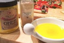 Ghee Recipes / A myriad of ways to use delicious Tin Star Foods ghee!