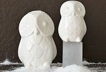 Soap with owl