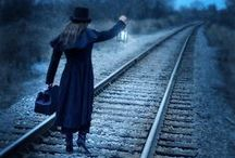 Been a Long Time... / RAILROAD:  Ole' faithful, still rollin'... / by NOCTURNAL ALLEY