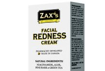 Zax's Facial Redness Cream / Rosacea & Redness? We help you reduce your redness, so you can love your skin again.