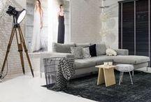 BLACK&WHITE INTERIOR lovedbyStijlburospot / ontwerp van stijlburospot in Groningen