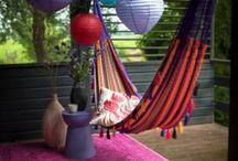 OUTDOOR STYLING lovedbyStijlburospot / ideas for outside styling , summer
