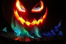 Halloween. (Ideas/Decorations/inspiration). / Awesome ideer, pynt, dekorationer, udklædning, opskrifter, temaer, osv.