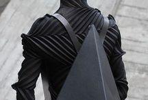 Futuristic / Geometric | futuristic | dystopian