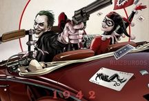 "Harley & Mr. J. - ""DC""."