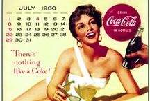 Coke Calendars and Vintages / Vintage / by Jorge Jr.