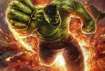 Incredible Hulk. - (Marvel).