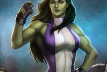Savage She-Hulk. - (Marvel).