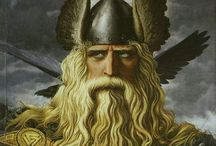 Norse Mythology and Vikings.