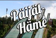 Päijät-Häme / Suomi Tourin Päijät-Hämeen vinkit / Finland travel tips: Päijät-Häme