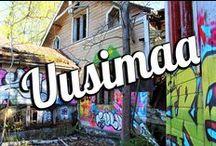 Uusimaa / Suomi Tour vinkit Uudellemaalle / Finland travel tips: Uusimaa