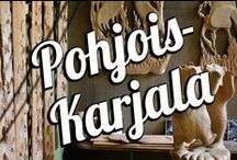 Pohjois-Karjala / North Karelia / Suomi Tourin vinkit Pohjois-Karjalaan / Finland travel tips: North Karelia