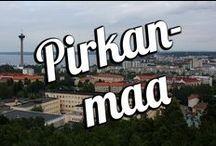 Pirkanmaa / Suomi Tour vinkit Pirkanmaalle / Finland travel tips: Pirkanmaa