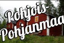 Pohjois-Pohjanmaa / North Ostrobothnia / Suomi Tourin vinkit Pohjois-Pohjanmaalle / Finland travel tips: North Ostrobothnia