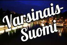 Varsinais-Suomi / Suomi Tourin vinkit Varsinais-Suomeen / Finland travel tips: Varsinais-Suomi
