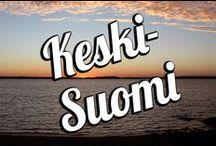 Keski-Suomi / Central Finland / Suomi Tour vinkit Keski-Suomeen / Finland travel tips: Central Finland