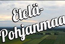 Etelä-Pohjanmaa / South Ostrobothnia / Suomi Tourin vinkkejä Etelä-Pohjanmaalle / Finland travel tips: South Ostrobothnia
