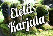Etelä-Karjala /  South Karelia / Suomi Tourin vinkit Etelä-Karjalaan /  Finland travel tips: South Karelia