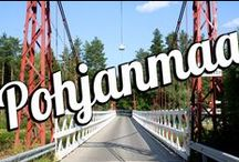 Pohjanmaa / Ostrobothnia / Suomi Tourin vinkit Pohjanmaalle / Finland travel tips: Ostrobothnia