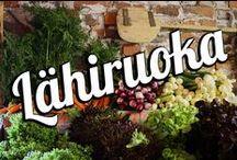 Lähiruoka / Local Food / Suomi Tourin lähiruokavinkit / Finland travel tips: Local Food