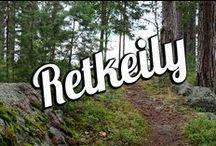 Retkeily / Outdoors / Suomi Tourin retkeilyvinkit / Finland travel tips: Outdoors