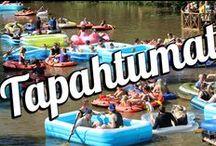 Tapahtumat / Events / Suomi Tourin tapahtumavinkit / Finland travel tips: Events