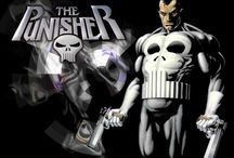 The Punisher. - (Marvel).
