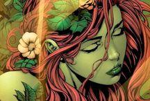 "Poison Ivy. - ""DC""."