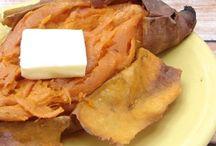 Sweet Potatoes Galore
