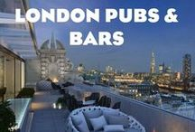 PUB OF THE WEEK - LONDON / Looking for pub-inspiration? Simply peruse our picks of the finest pubs of all shapes, sizes and styles to visit - and enjoy - up and down the country. Share your experiences too, please!