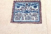 Ruta Lorca en Granada / Lugares lorquianos  #poema27