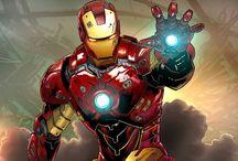 Ironman. - (Marvel).